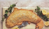 Shakespeare's Kitchen: Salmon in Pastry