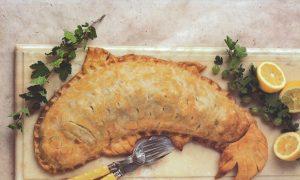 Shakespeare's Kitchen: Salmon in Pastry