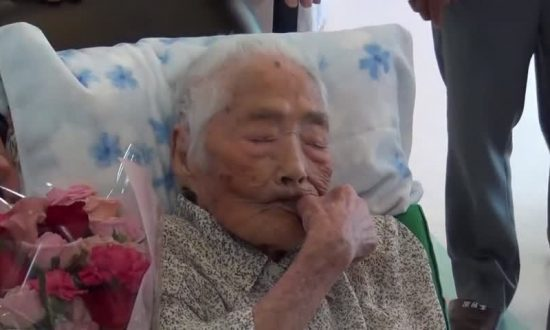 World's Oldest Person Nabi Tajima Dies Aged 117