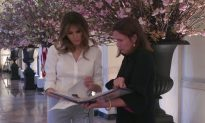 First Lady Melania Trump Prepares for France's State Visit