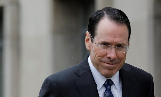 AT&T CEO Stephenson Says Time Warner Deal Needed in Content-Dependent World
