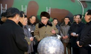North Korea Shuts Down Its Only Nuclear Test Site as Trump Celebrates Progress
