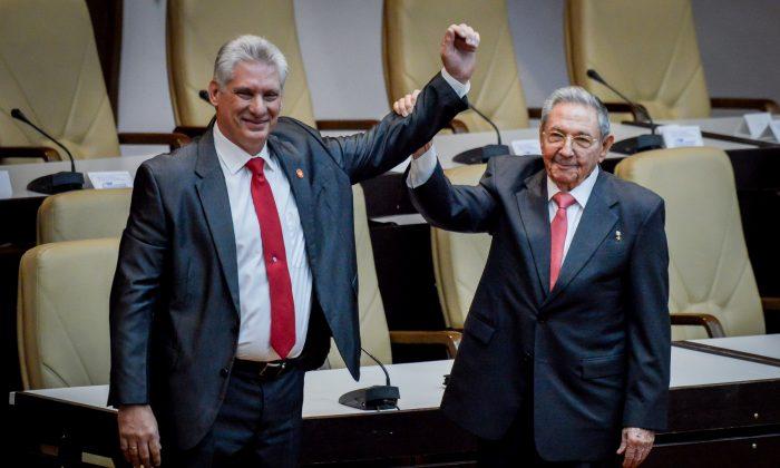 Change of regime in Cuba