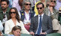 Britain's Pippa Middleton Pregnant With First Child