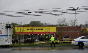 Shooting at Tenn. Waffle House–4 Dead, More Casualties