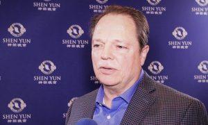 'I enjoyed everything about' Shen Yun, Healthcare Executive Says