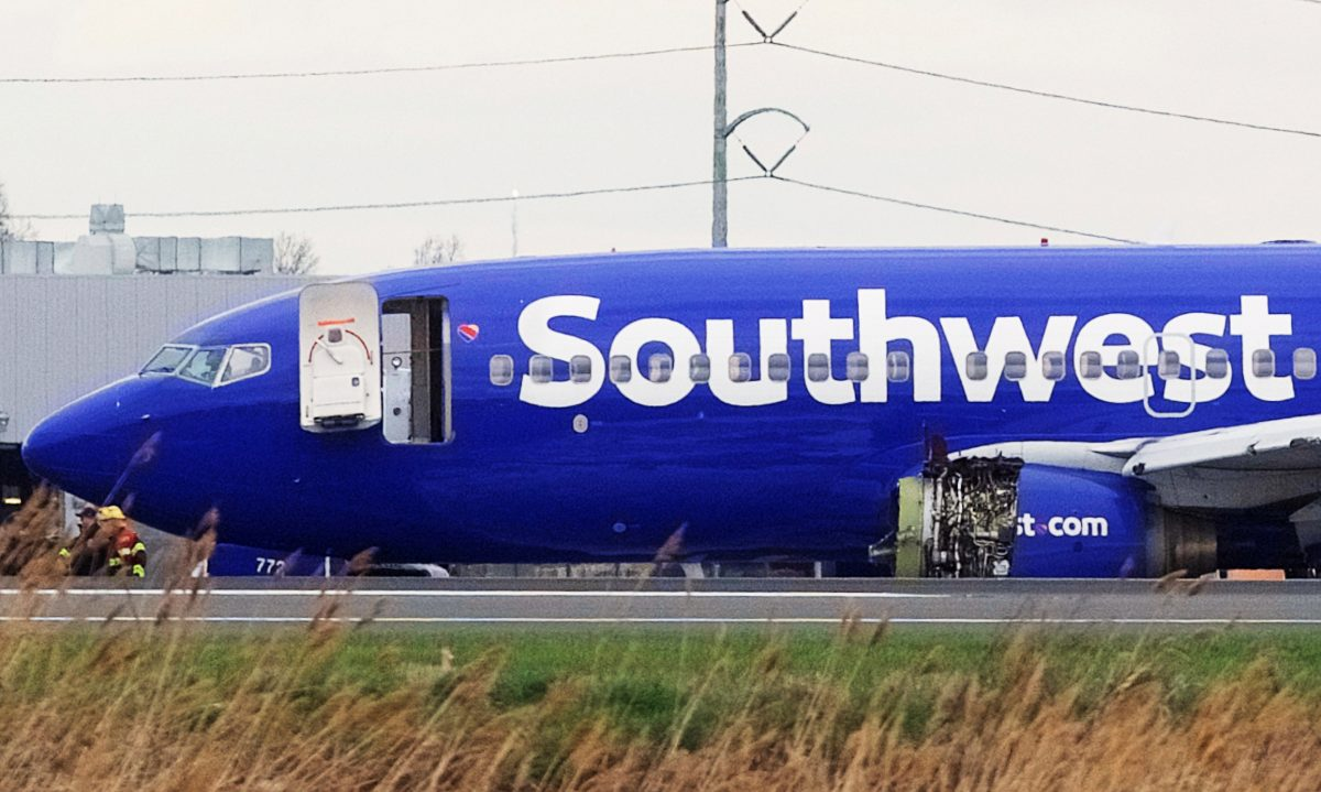 Southwest flight makes unplanned stop in Dallas over flap fear