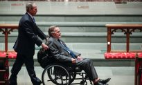 Former President George H.W. Bush Admitted to Houston Hospital