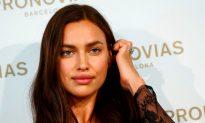 Model Irina Shayk Speaks Out Against Pressure Created by Social Media