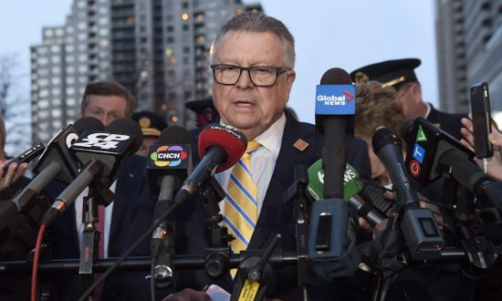 Van Attack Doesn't Seem to Be Linked to National Security, Says Public Safety Minister