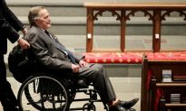 Former US President George H.W. Bush out of Intensive Care