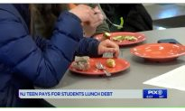 Teen Raises Thousands to Pay Off Classmates' Lunch Debt