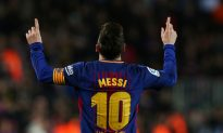 Messi Scores in Trademark Tussle in EU Court