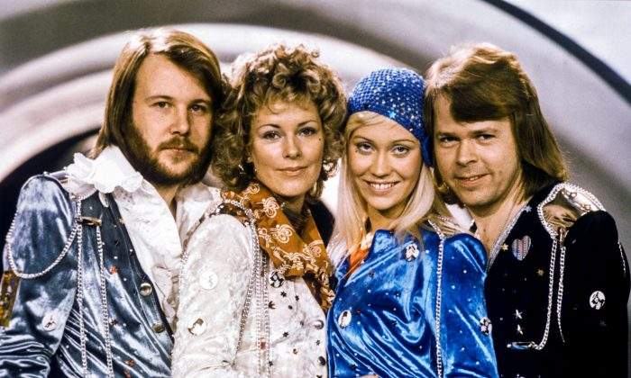 ABBA to release new music after 35 year hiatus