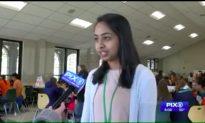 Teen Raises Thousands to Pay Off Classmates' Lunch Debt