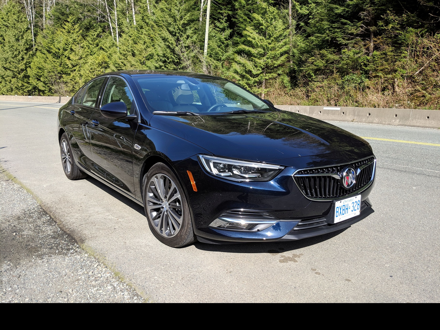 2018 Buick Regal Sportback And Regal Gs