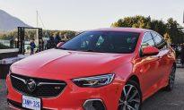 2018 Buick Regal Sportback and Regal GS