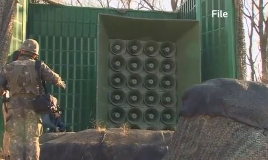 North Korea Also Seen Dismantling Border Loudspeakers After South Korea's Announcement