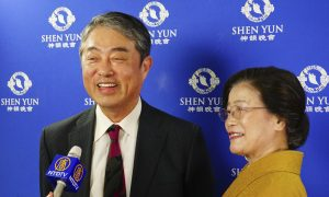 Art Professor Says Shen Yun Is so Beautiful 'It Touches Humans' Hearts'