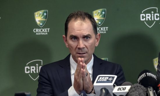 Langer Takes Reins of Australia After Scandal