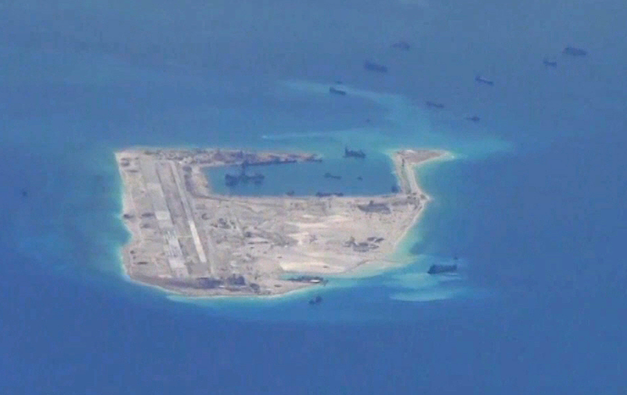 US Excludes China From Military Drill Over South China Sea Actions