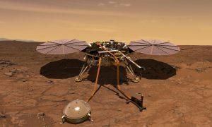 Spacecraft for Detecting 'Marsquakes' Set for Rare California Launch