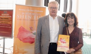 Tech Company President: Shen Yun a Positive Statement of What China Once Was
