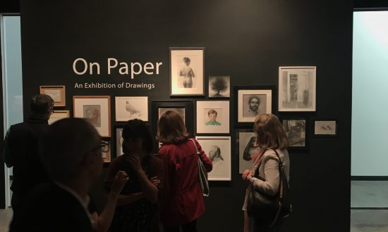 High-Value Artwork 'On Paper'
