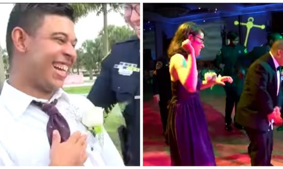 Special needs students weren't going to prom. When police find out—they plan something unforgettable