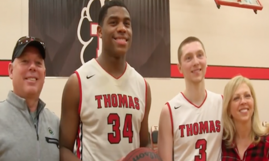 When basketball player had nowhere to go, coach let him stay—but then days turn into months