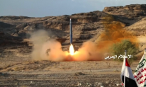 Iran-Aligned Houthis in Yemen Fire Missiles at Saudi Capital