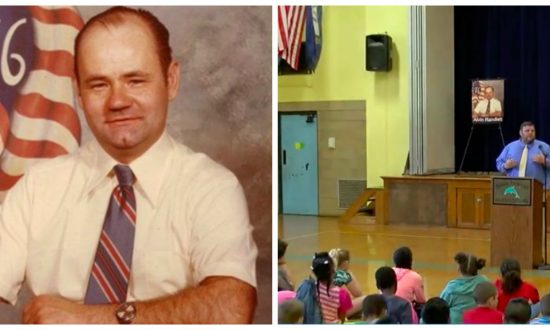 School janitor had just passed away. But what he writes in will—it's an incredible legacy to leave