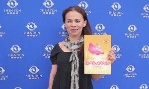 International Ballet Artist Praises Shen Yun Dancers