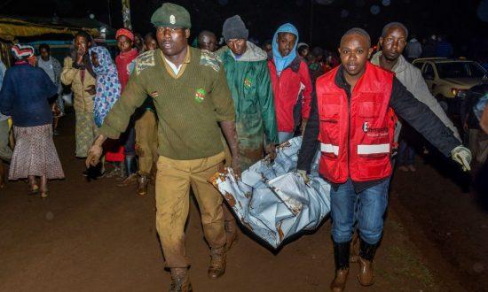 'Huge Destruction' and Deaths in Kenya Dam Burst