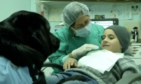 Dogs Calm Fears of Autistic Children in the Dentist Chair