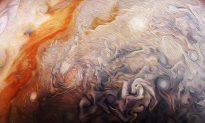 New Images of Jupiter Inspire Citizens to Make 'Art'