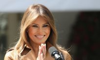 Melania Trump Announces Africa Trip