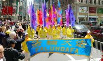 Majestic Parade in Manhattan Marks 26 Years of Falun Gong