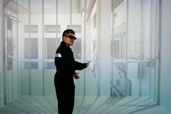 Chinese Communist Party Sets Up VR Technology for Testing Party Members' Loyalty Virtue-reality