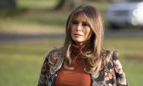 Melania Trump in Hospital After Successful Procedure
