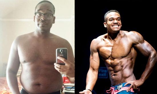 Doughnut Addict Who Ballooned to 270 Pounds Sheds a Third of His Body Weight–Look At Him Now