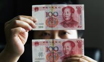 Chinese Regime Tries to Solve Debt Problem By Issuing More Debt