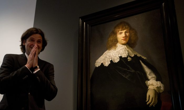 New Unknown Rembrandt Discovered
