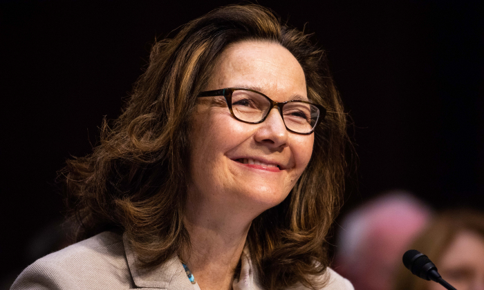 Haspel confirmed as next Central Intelligence Agency director