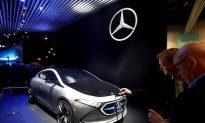 Mercedes-Benz to Make Tesla-Rivalling Electric Compact Car