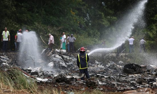 Passenger Plane With at Least 110 Aboard Crashes in Cuba