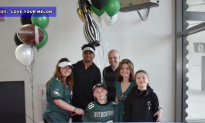 9-Year-Old Fighting Brain Cancer Gets Eagles' Full Access Pass