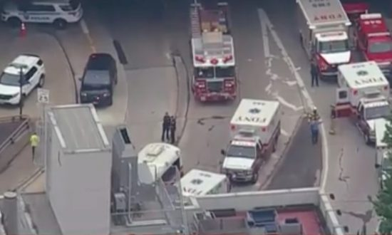 Update: 7 People Seriously Injured After 2 NJ Transit Busses Collide in Lincoln Tunnel