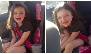 Mom takes Autistic daughter to McDonald's. But what she hears daughter say—Mom totally breaks down
