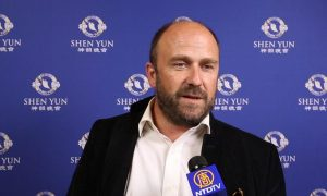 Shen Yun a Spiritual Journey We Need, Doctor Says